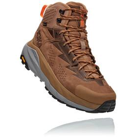 Hoka One One Kaha GTX Boots Heren, bruin